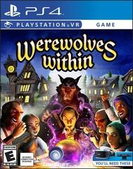 PS4 Werewolves Within (с поддержкой PS VR, английская версия)