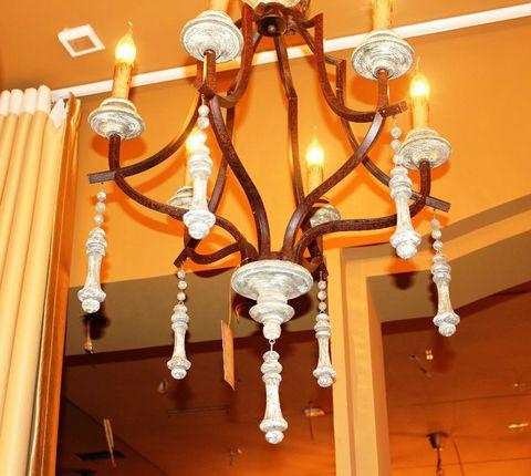 vintage chandelier 50-76 ( by Funky Vintage )