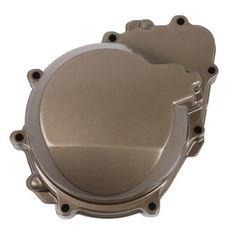 Крышка генератора для мотоцикла Kawasaki ZX-6R 03-04 Хром