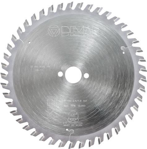 Пильный диск Dimar 91381603 D160x20x2,2 Z40