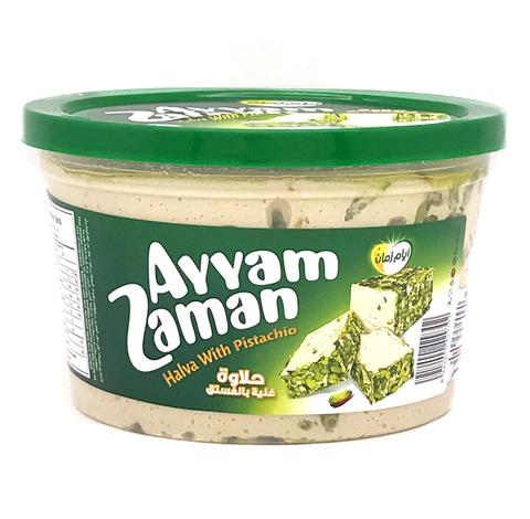 Халва кунжутная с фисташками, Ayyam Zaman, 800 г