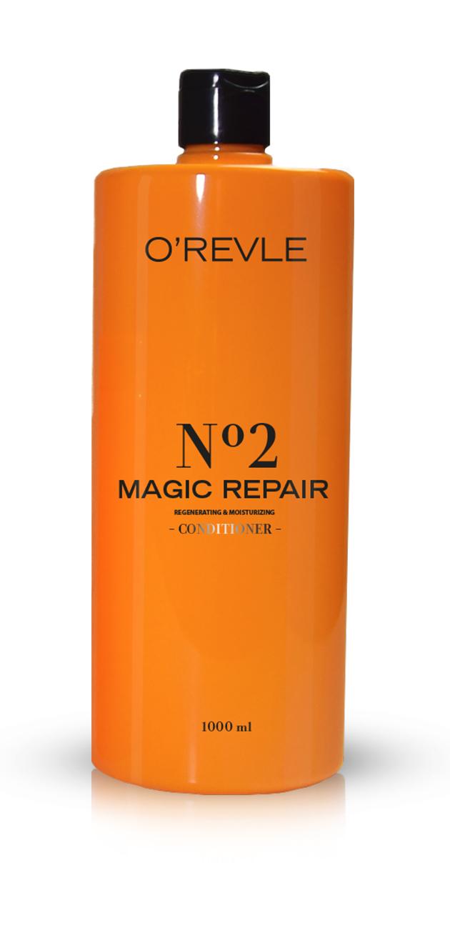 Кондиционер для сильно поврежденных волос Magic Repair №2 O'REVLE
