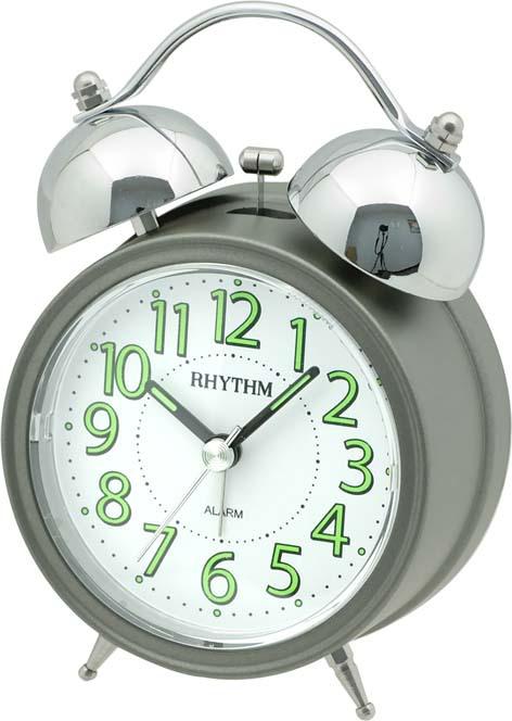 Часы-будильник Rhythm CRA843NR08