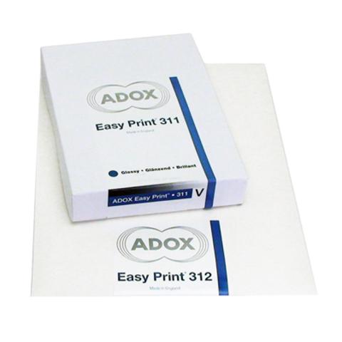 Фотобумага ADOX Easy Print RC 311 глянцевая, 30x40, 10л