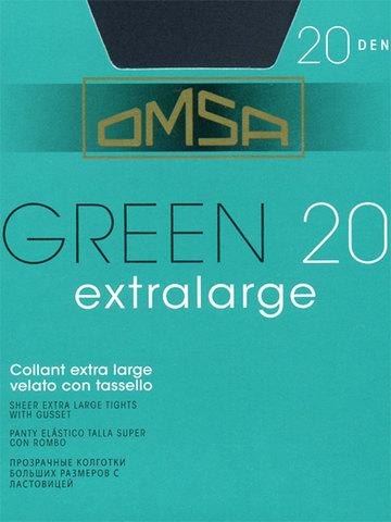 Колготки Green 20 XXL Omsa