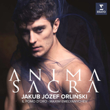 Jakub Jozef Orlinski, Il Pomo D'Oro, Maxim Emelyanchev / Anima Sacra (CD)