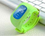 Детские GPS часы Smart Baby Watch Q50 (Цвет: Зеленый)