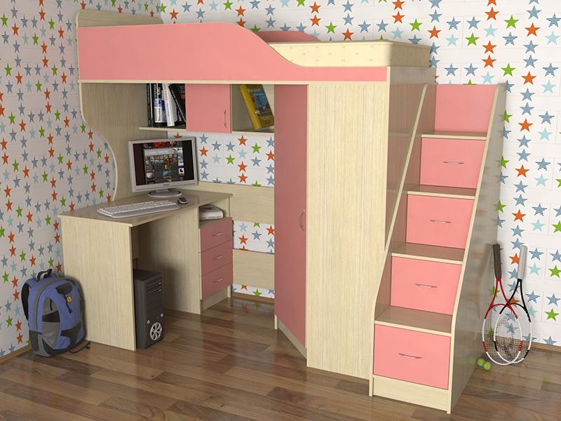 Кровать Квартет 2