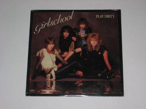 Girlschool / Play Dirty (LP)