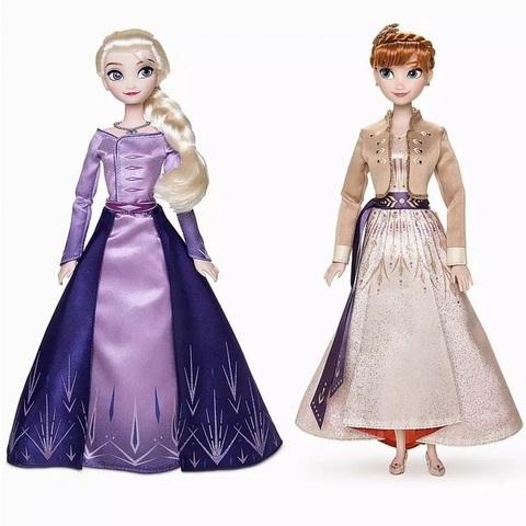 Дисней Холодное сердце 2 Анна и Эльза набор кукол 30 см