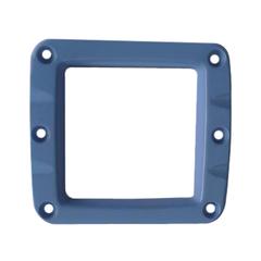 Сменная панель алюминиевая для фар W-Серии, Цвет Синий, 1 штука ALO-2CFB