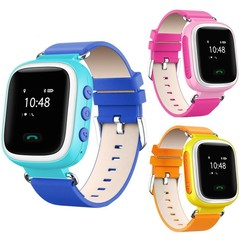 Детские GPS часы Smart Baby Watch Q60 (GW900) трекер