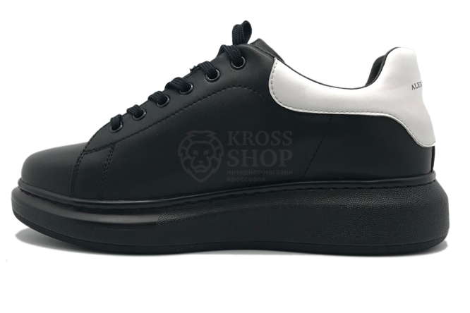 Alexander McQueen Men's Black