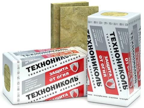 ТЕХНОФАС ЭФФЕКТ 135 кг/м3 1200х600х100 3 шт