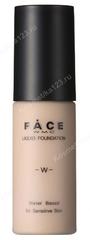 Тональная основа для макияжа (водная основа) тон 558 (Wamiles | Make-up Wamiles | Face Liquid Foundation W), 30 мл.