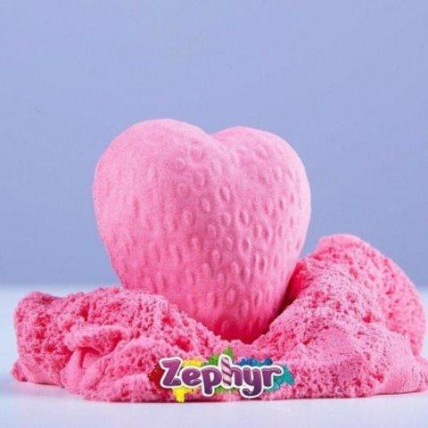 ZEPHYR (Зефир) - Добрая Хрюня, кинетический пластилин розовый 150 гр