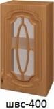 Шкаф верхний стекло ШВС 400