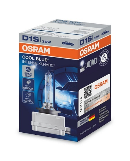 D1S Xenarc Cool Blue Intense Ксеноновая лампа OSRAM (артикул 66140CBI)