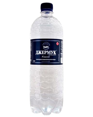 Вода Джермук газированная, 1л