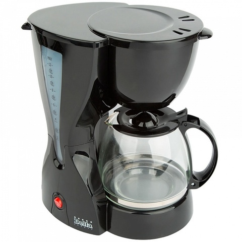 Кофеварка DELTA DL-8138