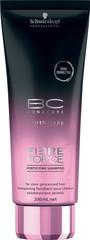 Шампунь усиливающий для волос Schwarzkopf BC Bonacure Fibre Force Shampoo 200 Мл
