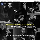 Berlin Philharmonic, Sir John Barbirolli / Mahler: Symphony No. 9 (2LP)