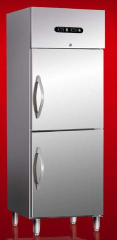 фото 1 Шкаф комбинированный холодильный и морозильный Koreco GN60DTV на profcook.ru