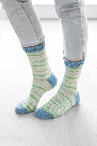 Носочная пряжа Gruendl Hot Socks Simila 101 купить