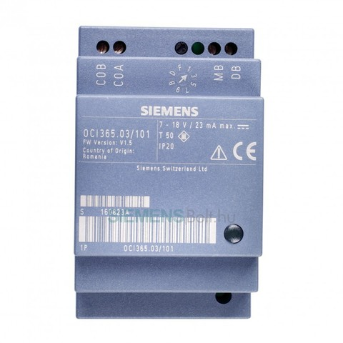 Siemens OCI365.03/101