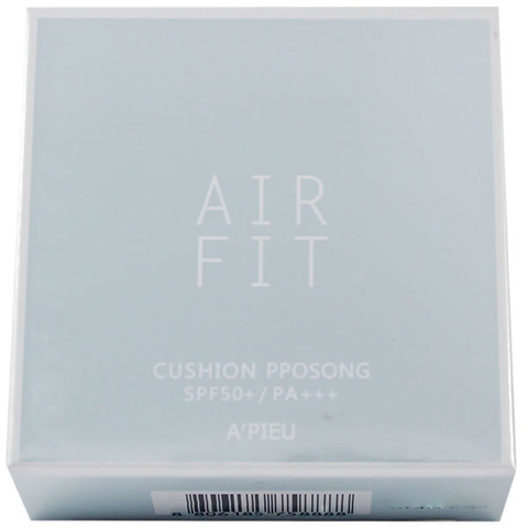 Кушон /BB / тональный APIEU Air-Fit Cushion XP SPF50+