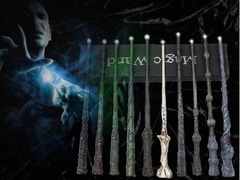 Гарри Поттер Волшебные палочки с подсветкой — Harry Potter Magic Wand