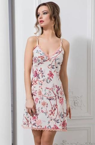 Короткая сорочка Mia-Mella 6404 PARADISE