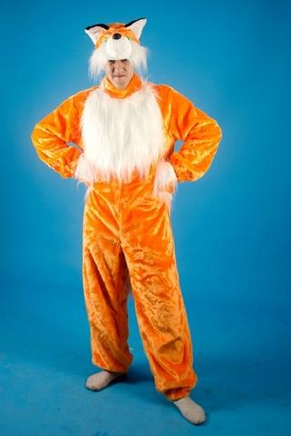 Карнавальный костюм Лиса 1