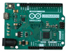 Arduino Leonardo - вид сверху