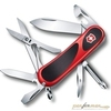 Нож перочинный Victorinox EvoGrip 85мм 14 функций красно-чёрный (2.4903.C) нож перочинный victorinox evogrip s18 2 4913 sc8 85мм 15 функций жёлто чёрный