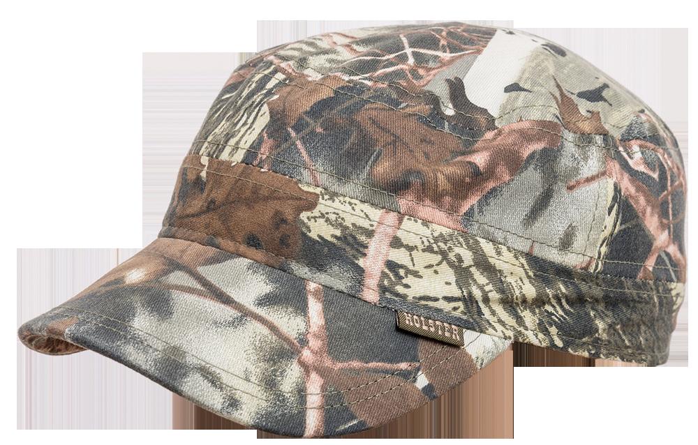 Кепка Куба / смесовая ткань / лес