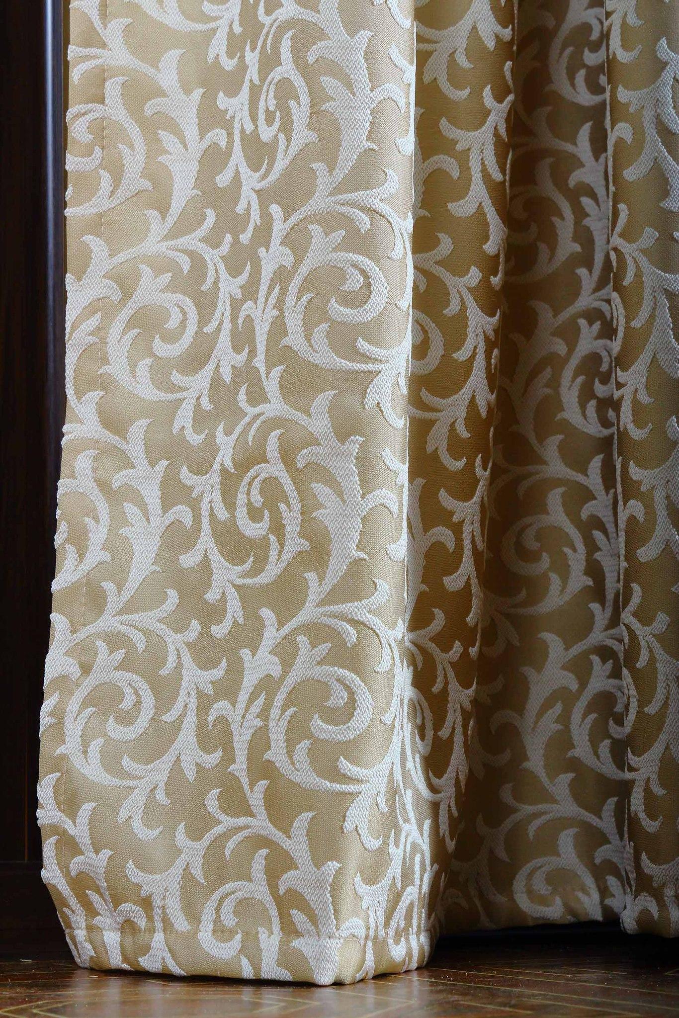 Готовая штора  Motif (кремовый)
