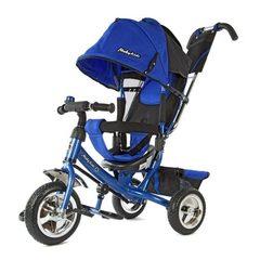Велосипед Moby Kids Comfort 950D Blue