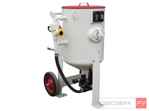 Пескоструйный аппарат DSMG-100 литров