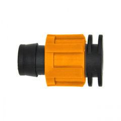 AD 5110 Заглушка зажимная для капельной ленты Dn17