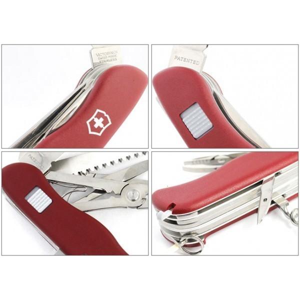 Складной нож Victorinox Hercules, 111 мм., 18 функций (0.9043) - Wenger-Victorinox.Ru