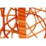 Подвесное кресло среднее Kvimol КМ-0001 Orange
