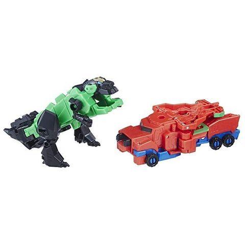Набор трансформеров Гримлок и Оптимус Прайм - Роботы под прикрытием, Hasbro