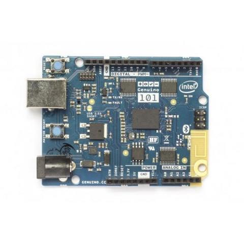 Контроллер Edison / Genuino 101 (Arduino 101)