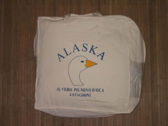 Элитное одеяло всесезонное 155х200 Alaska 4 сезона от Manifatture Lombarde