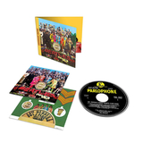 The Beatles ‎/ Sgt. Pepper's Lonely Hearts Club Band (CD)