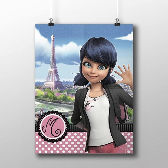 Плакат с Маринетт - купить в интернет-магазине kinoshop24.ru c быстрой доставкой