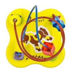 Лабиринт Alatoys Желтая лошадка