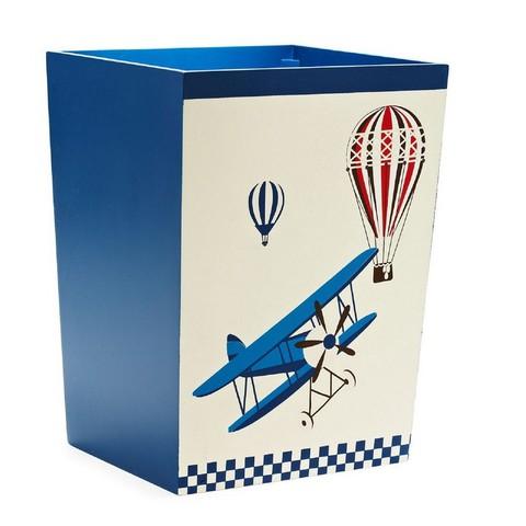 Ведро для мусора детское Kassatex In Flight