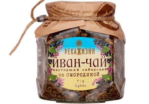 Иван-Чай со смородиной, 112г